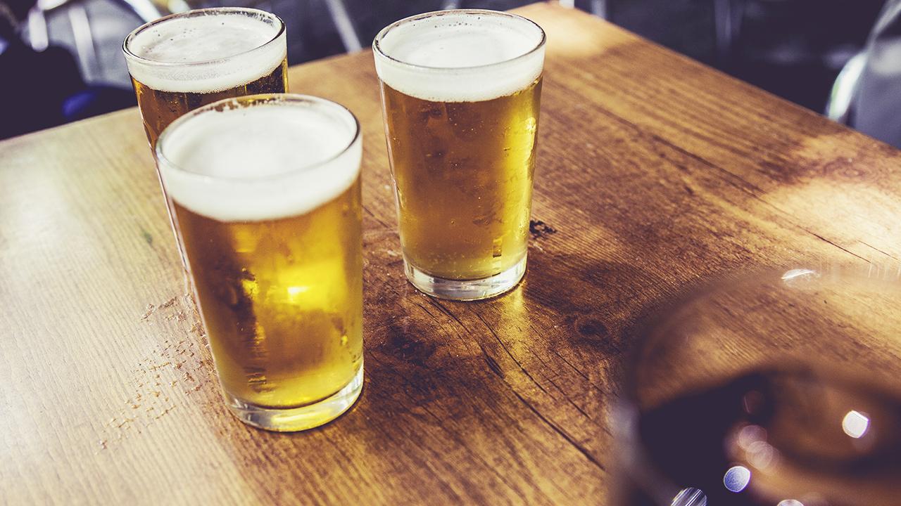 Bières pils