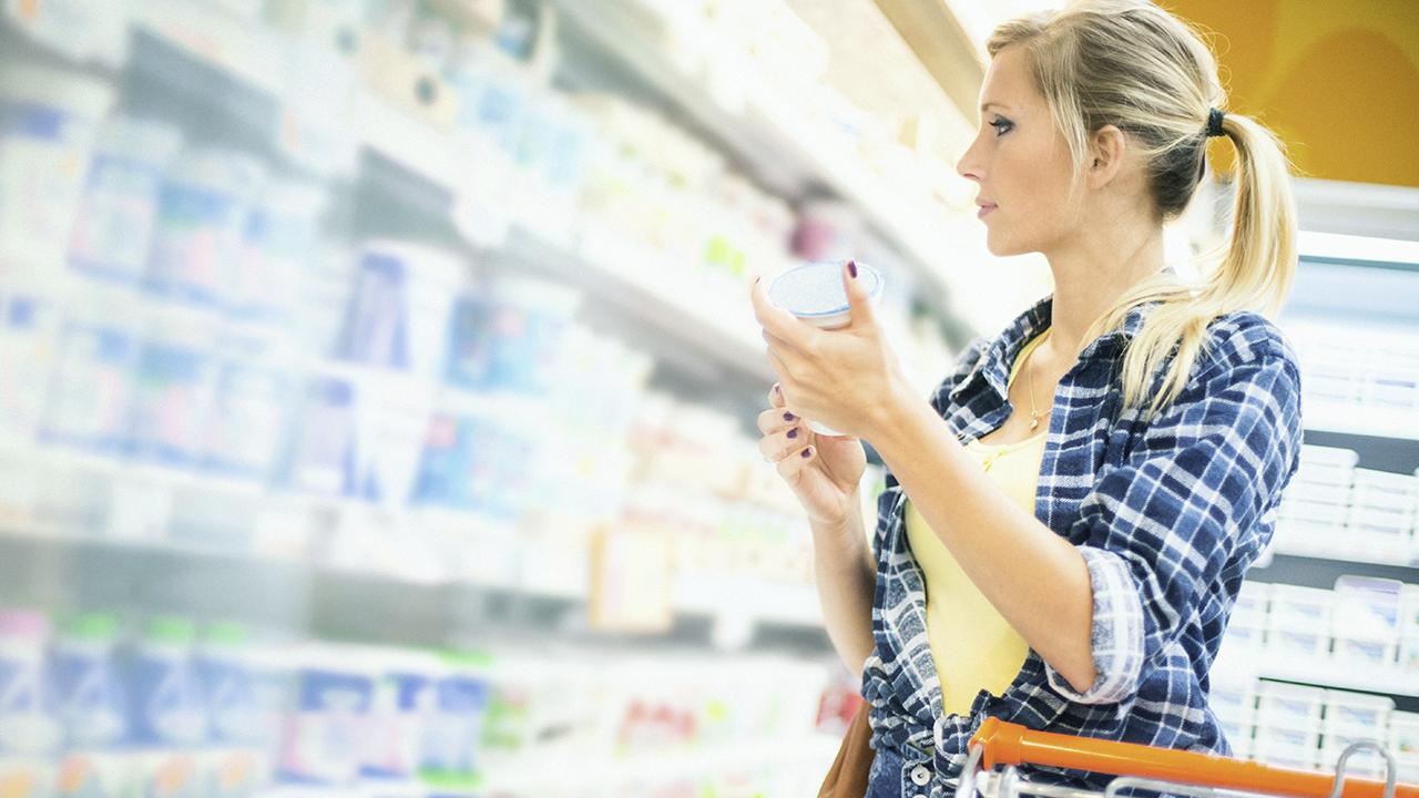 L'étiquette, carte d'identité des denrées alimentaires