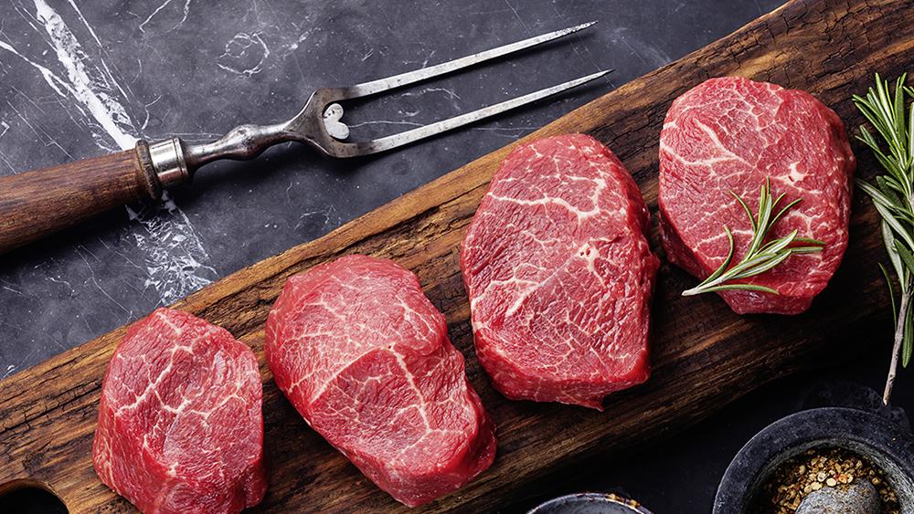 traitement viande bovine