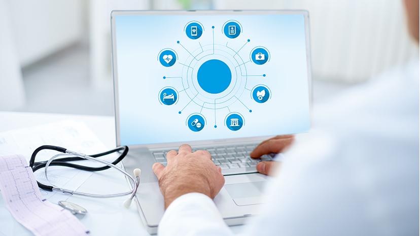 e-health dossier médical