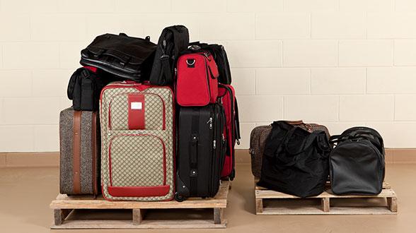 bagages égarés