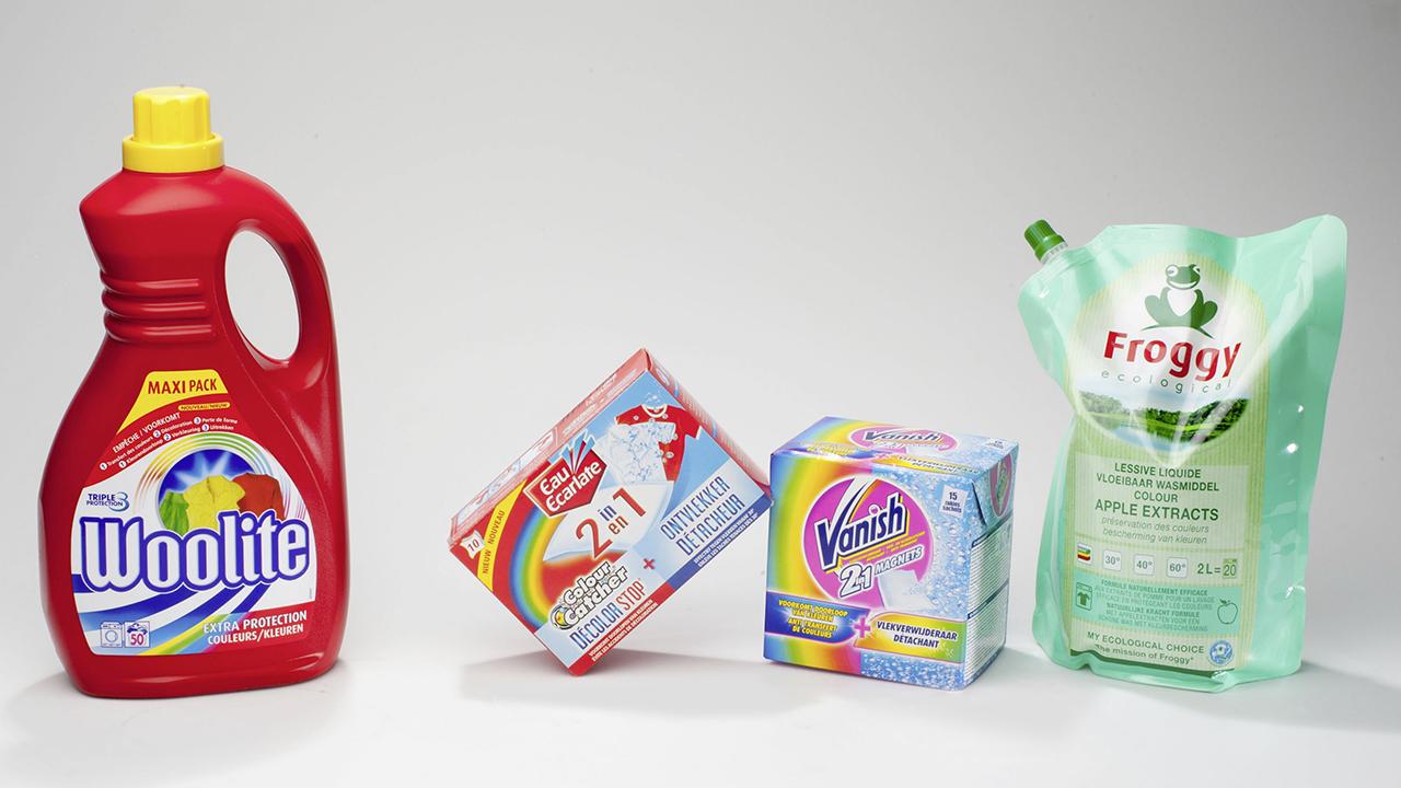 Guide d'achat : détergents lessive et adoucissants