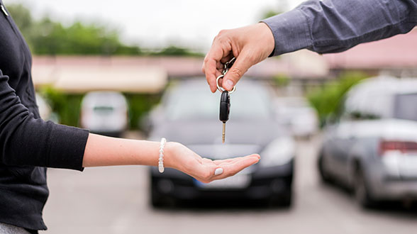 Voiture de remplacement via votre assurance auto