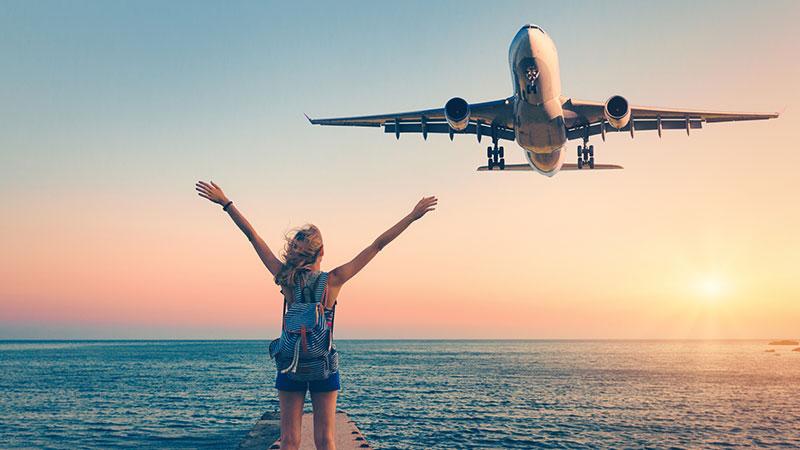 Assistance voyage pour vacances en avion