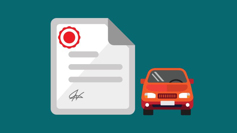Contrat voiture