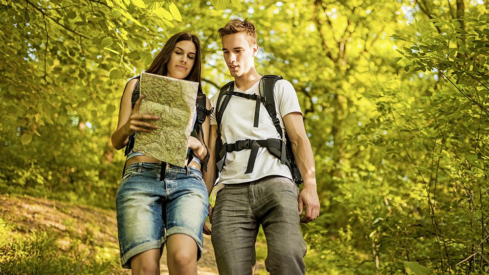 GPS pour cyclistes et randonneurs