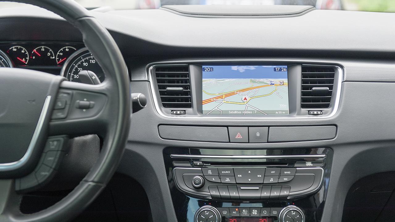 GPS intégrés : un plus ?