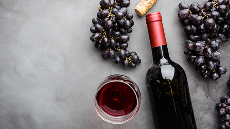 vins rouges des Balkans et du Maroc